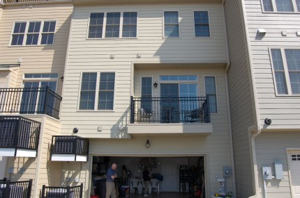 Condo Deck – Before 1