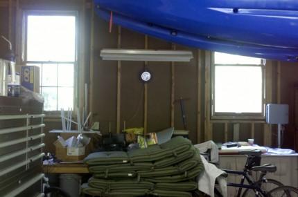 Garage before 3
