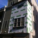 Multistory Condo Remodel – Framing progress