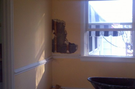 Ruined Dining Room