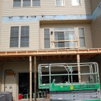 Condo Deck – New Framing 2