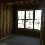 Newly Insulated Living Space