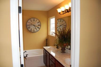 Vanity & Garden Tub Example