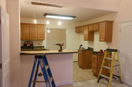 Insurance Repair – In Progress
