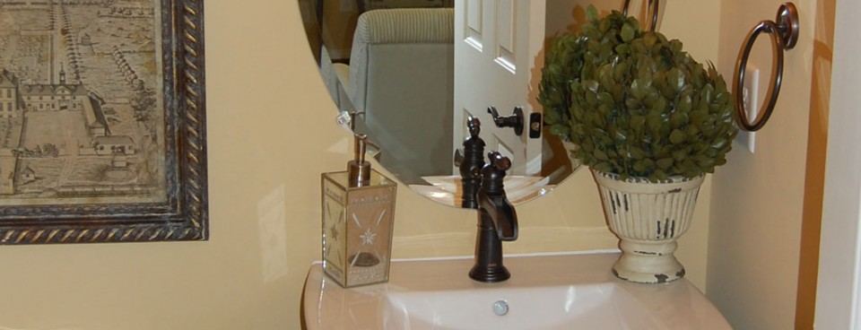 Bath Finish Examples