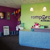 Commerical Upfit: Romp and Roll