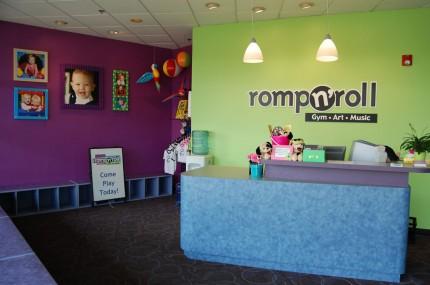 R&R Refined Lobby