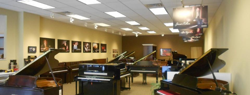 Commercial Upfit – Rhapsody Piano