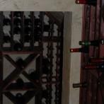 Wine Room Under Stairs